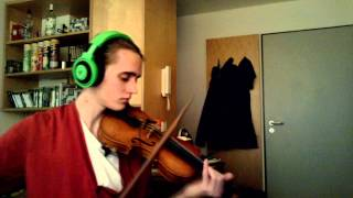 Rather Be (Clean Bandit feat. Jess Glynne) - Violin Cover