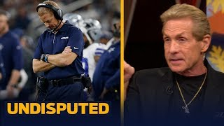 Skip Bayless reacts to the Cowboys' loss to Bills on Thanksgiving Day   NFL   UNDISPUTED