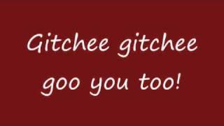 Phineas & Ferb: 'Gitchee Gitchee Goo' Lyrics Onscreen