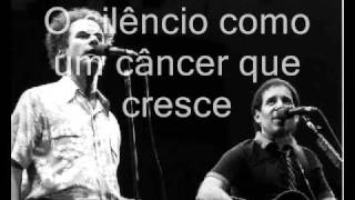 The Sound of Silence - Simon e Garfunkel (Tradução)