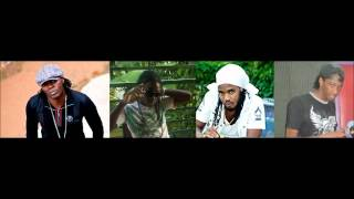 Bugle Ft. Jahmiel, Propa Fade & Vybrant - Rave Till A Morning - Negril Weekend Riddim (June 2012)