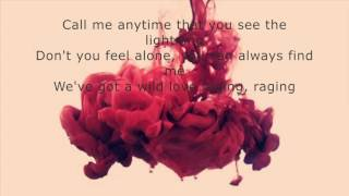 Kygo -  Raging Lyrics Video