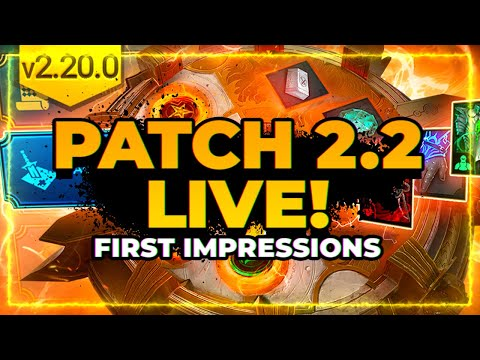 RAID Shadow Legends | Patch 2.20 is LIVE! First Reaction & Wrap Up!