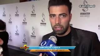 Jencarlos Canela habla de su nueva canción con Don Omar