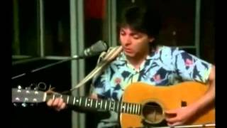 Paul McCartney and Ringo - Yesterday, Here, there and everywhere - Subtitulos Español
