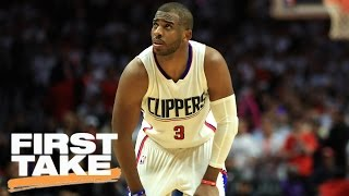 Max Kellerman: Clippers Do Not Deserve A Pass | First Take | April 26, 2017