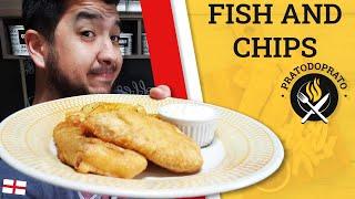 Fish and Chips - O peixe com batata frita inglês