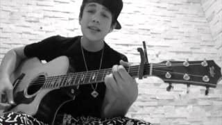 Don't Judge Me - Austin Mahone cover by Chris Brown