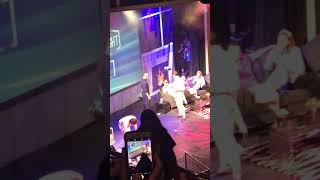 Donnie Wahlberg & Jonathan Knight being funny - Game Night. NKOTB Cruise X