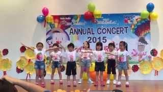 第一支舞蹈 《快乐天堂》