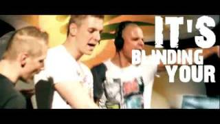 Psyko Punkz vs Coone - The Words - Official Videoclip