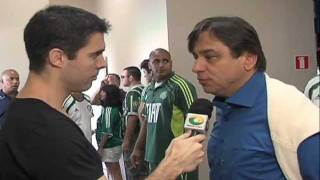 BRUNO BERNARDI - Reforços do Palmeiras para 2012!