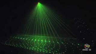 American DJ Micro 3D Laser