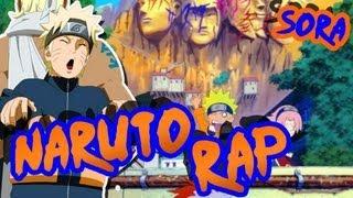 Naruto Rap // SoRa // Oficial REMAKE (2013)