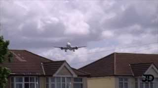 Heathrow Airport Spotting