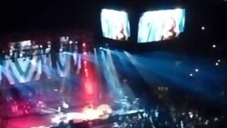 Yo solo quiero ser tu cielo Jorge Celedón arena Monterrey 26/11/16