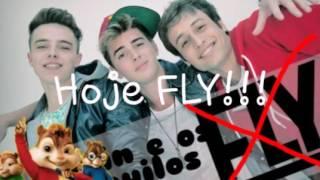 ALVIN E OS ESQUILOS!! - FLY CABELOS DE ALGODÃO