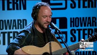 "Dave Matthews ""A Whiter Shade of Pale"" Live on the Stern Show"