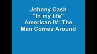 Johnny Cash - In my life.wmv