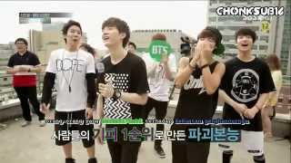 [INDO SUB] 130924 BTS Open Your Heart Cut width=