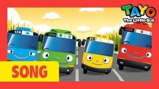 London Bridge is Falling Down l Nursery Rhymes #26 l Tayo the Little Bus
