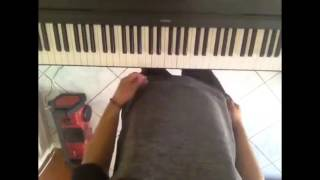 "Como tocar ""BERET - DIME QUIÉN AMA DE VERDAD"" (Piano Tutorial/Cover)"