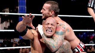 Las 25 mejores llaves de rendición de la historia de la WWE