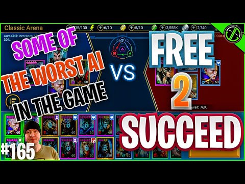 Trying To Figure Out The Madame Serris AI, Spoiler Alert, It's Dumb | Free 2 Succeed - EPISODE 165