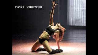 She`s Maniac - Flash Dance -  Cillit Bang (DoBoProject mix)