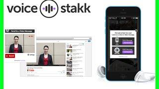 """VoiceStak - Mark Thompson - VoiceStak Review + Huge Bonus """"VoiceStak"""""""