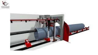 XRHPipe – Automated inspection of pipeline segments
