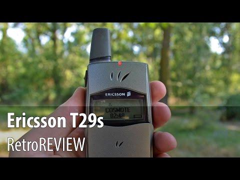 Ericsson T29s (Telefon al anului 2001, cu clapetă elegantă)