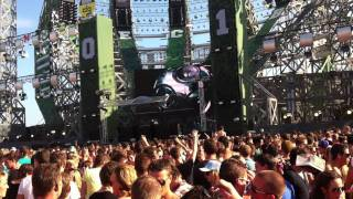 Headhunterz - Disrespect live @ Decibel 2011 20.08.2011