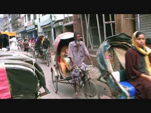 バングラディッシュ ダッカ 市内中心部