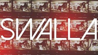 Nicki Minaj - Swalla (Verse - Lyrics Video)