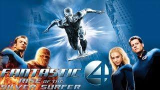 Quarteto Fantástico e o Surfista Prateado (2007) Trailer