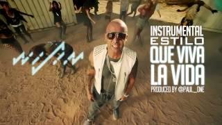 Que Viva la Vida [Instrumental] - Wisin (Produced by @Paul_One)