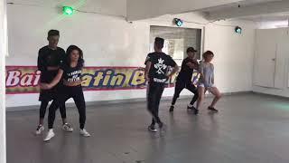 Coreografía de reggaeton te bote-bad Jonny ,Ozuna (De Erick king)