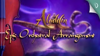 Aladdin - Arabian Nights | Epic Orchestral Arrangement