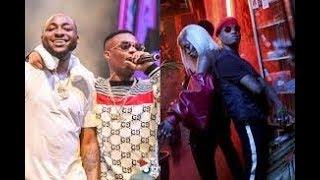 WIzkid And Olamide Set To Battle,  Davido Floors Buhari, Tiwa Savage Lands In Hot Water, + More