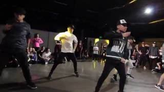 BA DANCE EXPERIENCE 2016 - Bs As - Choreography by Cj Salvador