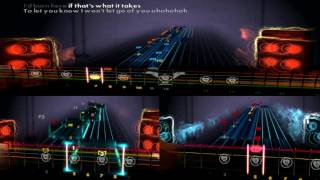 House On Fire - Rise Against - Rocksmith Remastered CDLC - Splitscreen All Parts + TAB