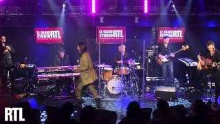 Florent Pagny - Vieillir avec toi en live dans le Grand Studio RTL - RTL - RTL
