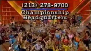 National Aerobic Championship USA 1987 06.flv
