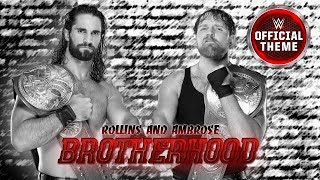 Rollins & Ambrose - Brotherhood (Custom Theme Mix)