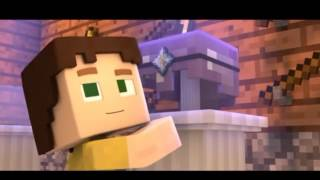 Marshmallow alone #minecraft parody song 1