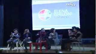 Elena Ghiloni candidata per Andare Oltre