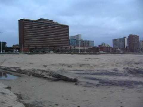 Ocean View, South Beach Durban, South Africa, July 7, 2010