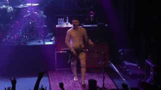 Limp Bizkit LIVE I'm Broke Stockholm, Sweden Fryshuset Klubben November 9th, 2013