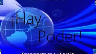 """""""Hay Poder en el Nombre de Cristo"""" con Letra Track #1 - Portadores de la Uncion"""